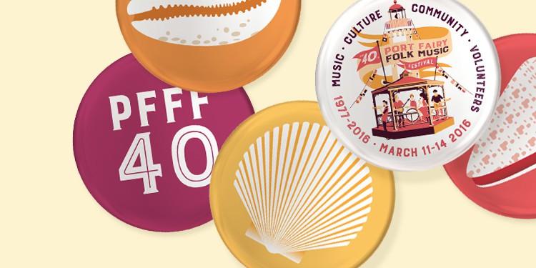 Port Fairy Folk Music Festival Merchandise