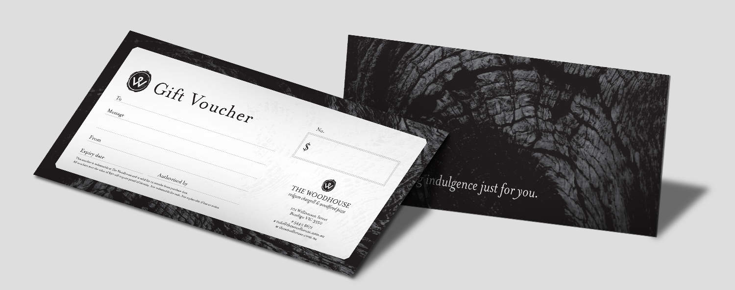 The Woodhouse Gift Voucher