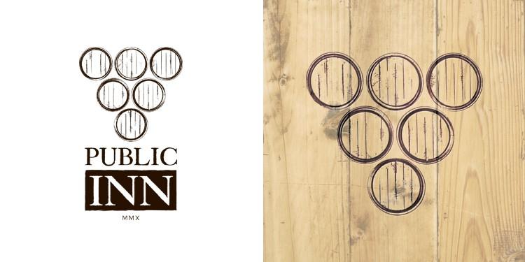 Public Inn Restaurant Logo
