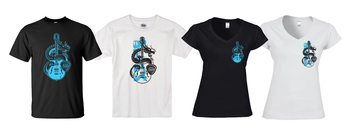 Bendigo Blues & Roots Music Festival Merchandise