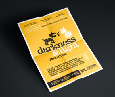 Darkness & Light Poster