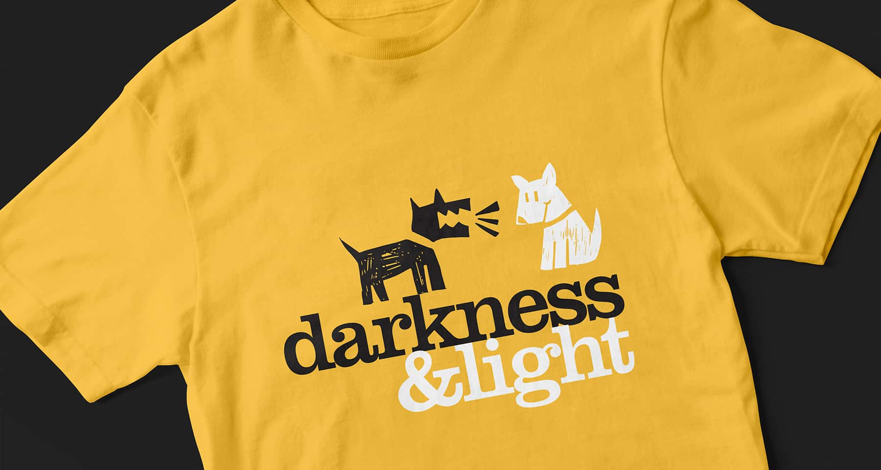 Darkness & Light TShirt