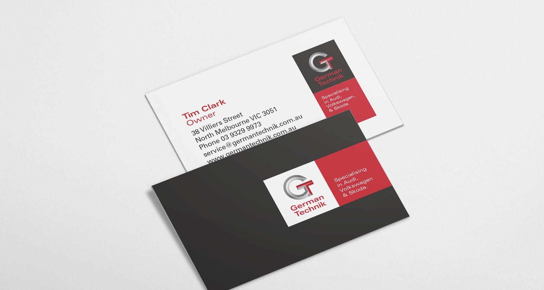 German technik business cards studio ink german technik business cards colourmoves