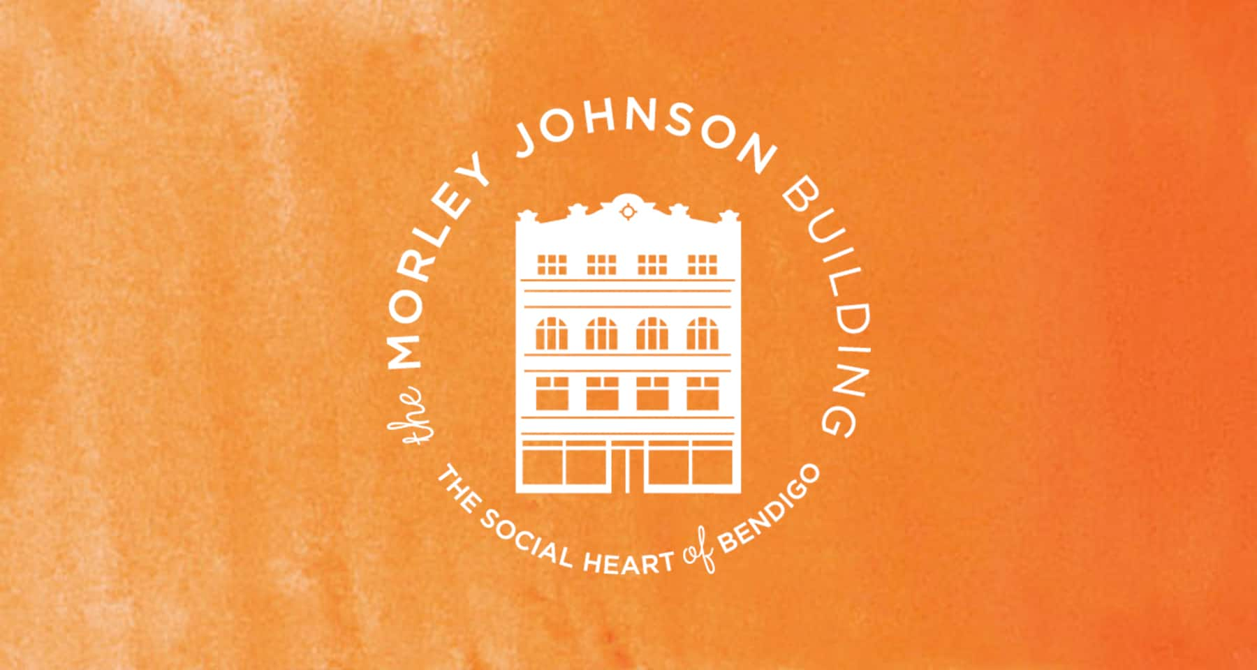 Morley Johnson Building Logo Place Branding